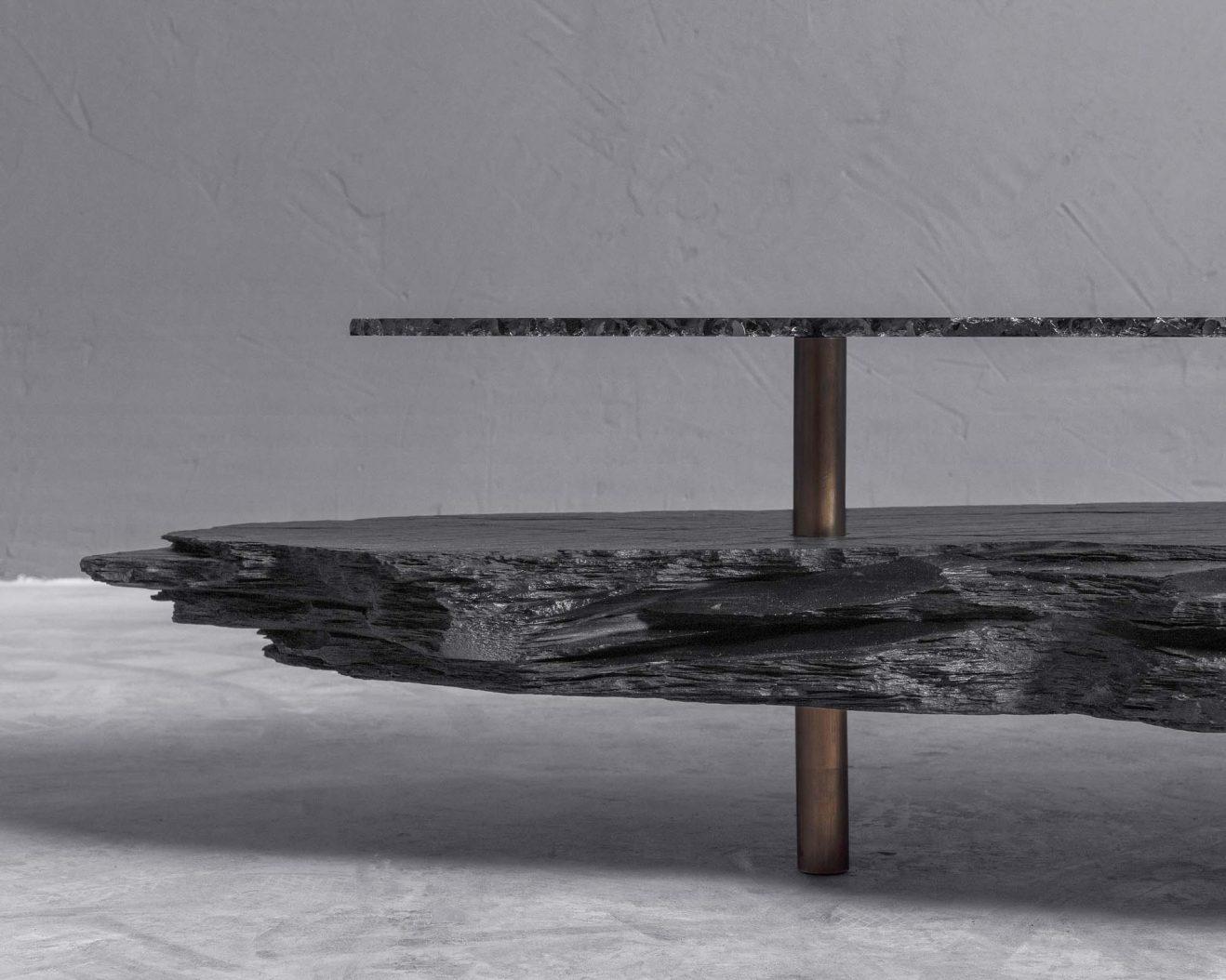 Frederic-Saulou-Hardie-Coffee Table-Savannah Bay Gallery-2