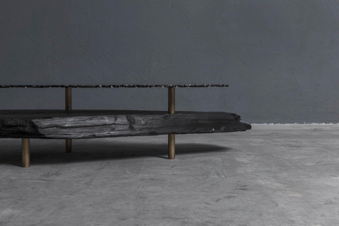 Frederic-Saulou-Hardie-Coffee Table-Savannah Bay Gallery-6