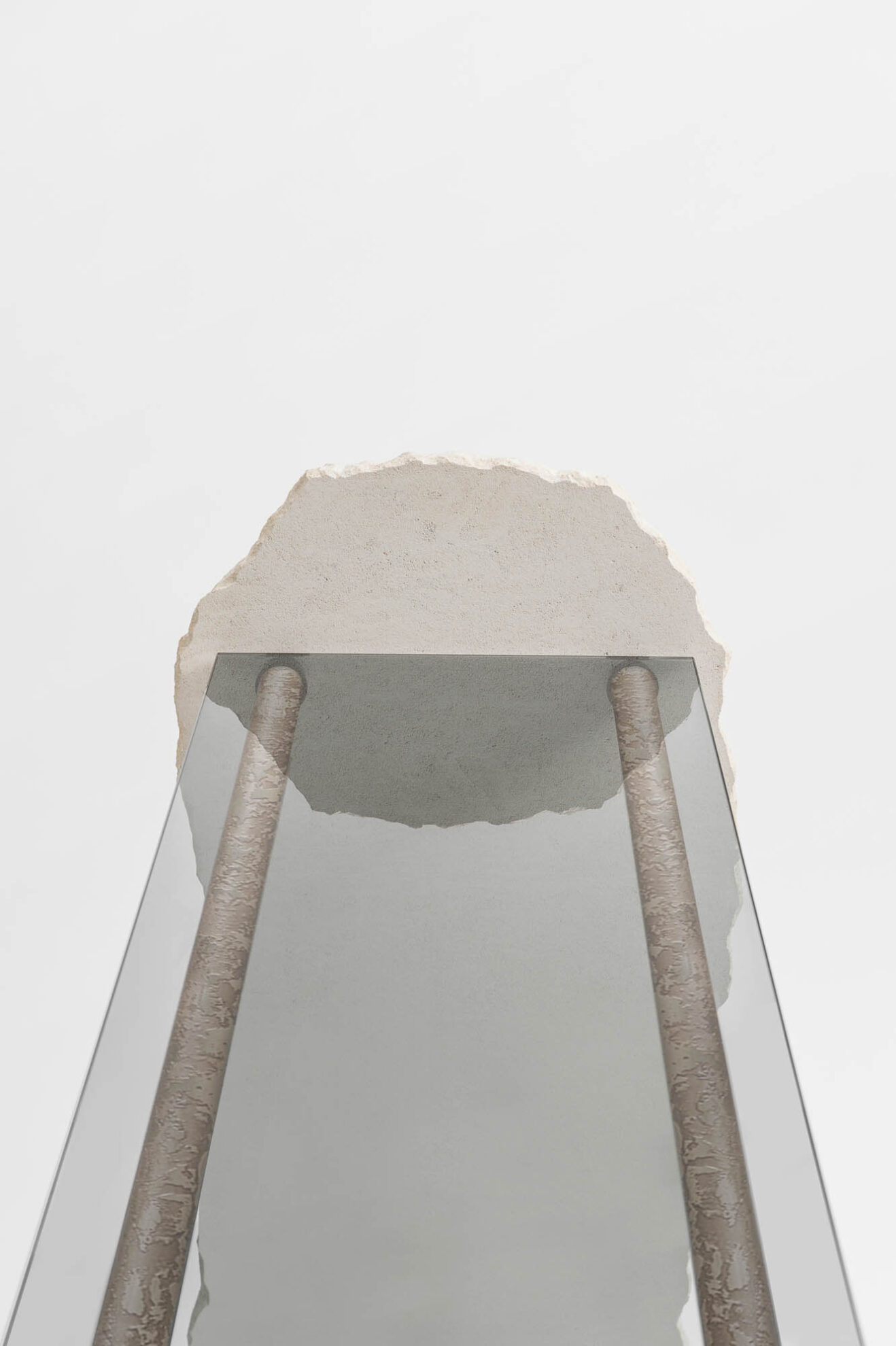 Frederic-Saulou-Stoique-Console-Savannah Bay Gallery-5