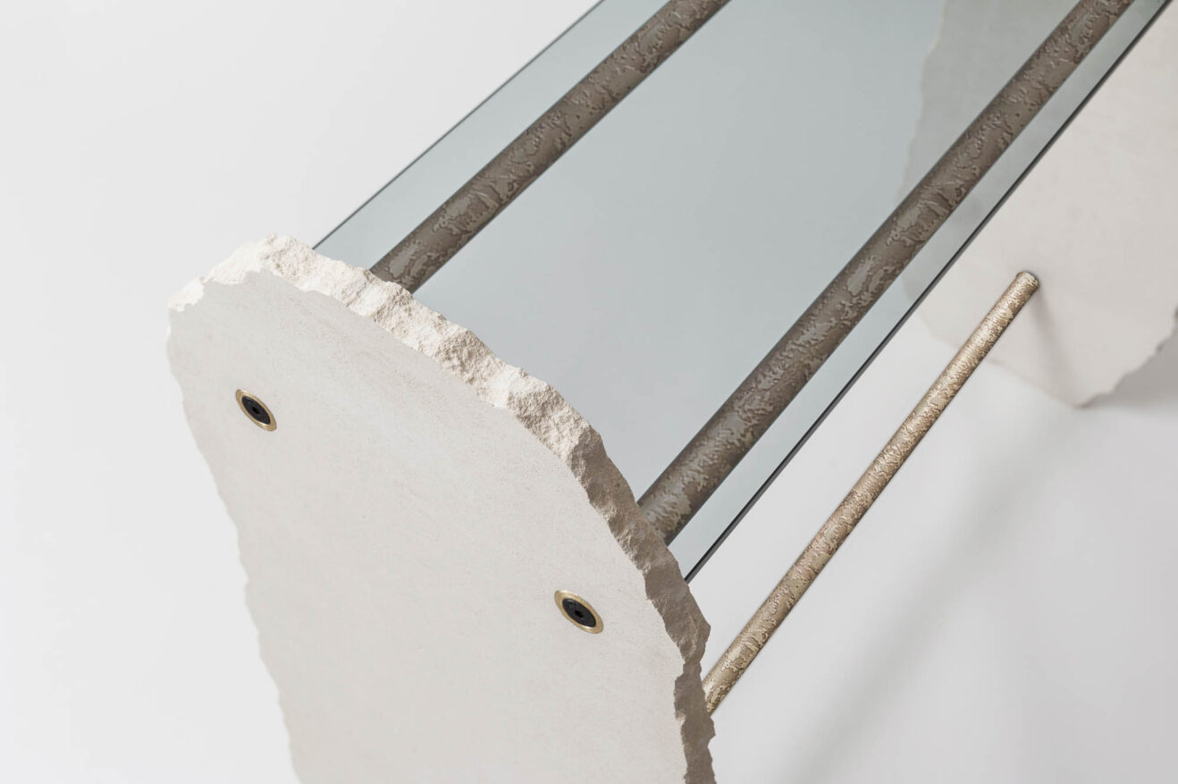 Frederic-Saulou-Stoique-Console-Savannah Bay Gallery-7