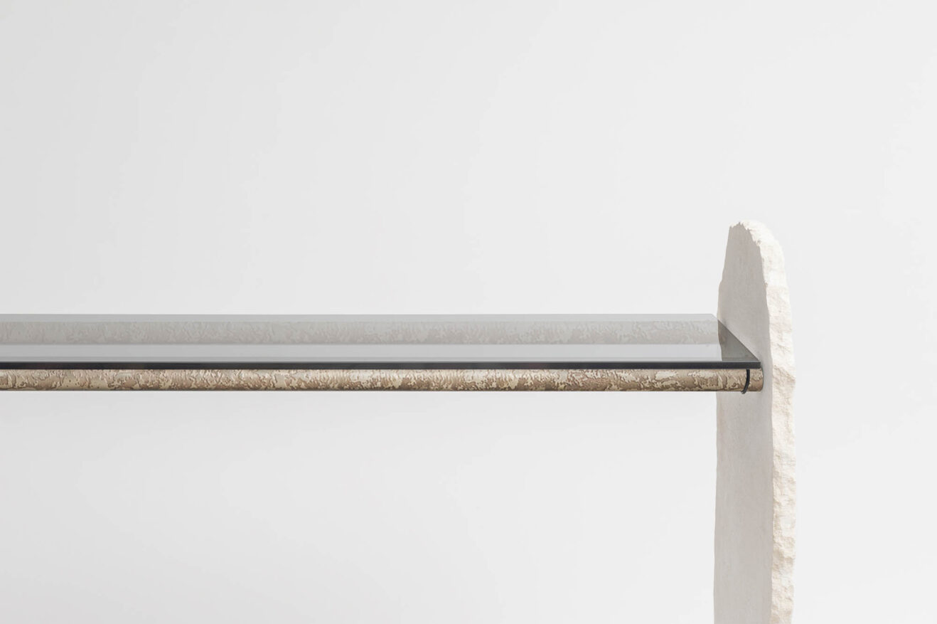 Frederic-Saulou-Stoique-Console-Savannah Bay Gallery-8